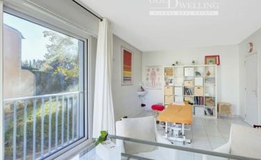 3212 - Vente Appartement - 3 pièces - 59 m² - Garches (92) - Marne la Coquette