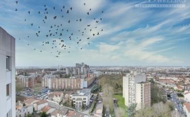 3257 - Vente Appartement - 4 pièces - 76 m² - Villejuif (94) - Les hauts de Villejuif
