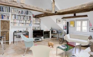3222 - Vente Appartement - 5 pièces - 127 m² - Paris (75) - Notre-Dame-de-Lorette