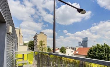 3394 - Vente Appartement - 2 pièces - 43 m² - Ivry-sur-Seine (94) - Métro Pierre et Marie Curie