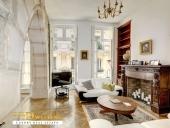 2212 - Location Appartement - 6 pièces - 124 m² - Paris (75) - Saint Sulpice