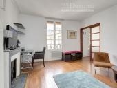 2927 - Location Appartement - 2 pièces - 37 m² - Paris (75) - Jardin des Plantes à Monge