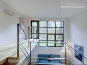2982 - Vente Appartement - 5 pièces - 129 m² - Paris (75) - Coulée verte