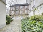 3026 - Location Appartement - 3 pièces - 115 m² - paris (75) - Les Archives / Le Marais