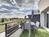 3053 - Vente Appartement - 3 pièces - 67 m² - Semoy (45) - Centre-ville