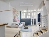 3136 - Vente Appartement - 3 pièces - 49 m² - Paris (75) - Montmartre / Junot