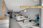 3175 - Vente Appartement - 2 pièces - 40 m² - Olivet (45) - Bourg d'Olivet