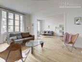 2974 - Location Appartement - 4 pièces - 141 m² - Paris (75) - Porte  Molitor