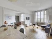 3190 - Location Appartement - 4 pièces - 141 m² - Paris (75) - Porte  Molitor