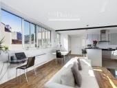 3200 - Vente Appartement - 4 pièces - 96 m² - Paris (75) - Charonne / Marché d'Aligre