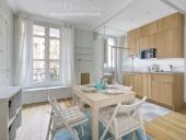 3264 - Location Appartement - 1 pièces - 22 m² - Paris (75) - Métro Jasmin
