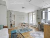 3275 - Location Appartement - 1 pièces - 22 m² - Paris (75) - Métro Jasmin