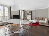 3292 - Location Appartement - 2 pièces - 59 m² - Paris (75) - Pereire / Pierre Demours