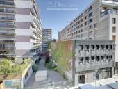 2845 - Location Appartement - 2 pièces - 53 m² - Paris (75) - Plaisance / Convention