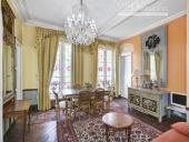 3321 - Location Appartement - 3 pièces - 74 m² - Paris (75) - Tuileries / Marché Saint-Honoré