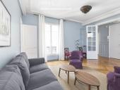 3352 - Location Appartement - 4 pièces - 92 m² - Paris (75) - Rue de la Victoire