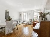 3363 - Vente Appartement - 3 pièces - 73 m² - Paris (75) - Goncourt / Canal Saint-Martin