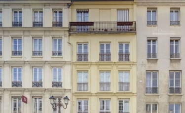 3458 - Vente Appartement - 2 pièces - 50 m² - Versailles (78) - Quartier Notre-Dame