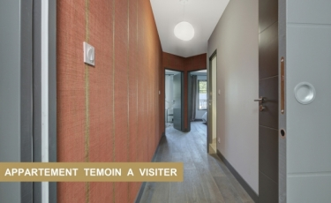 3178 - Vente Appartement - 3 pièces - 86 m² - Olivet (45) - Bourg d'Olivet