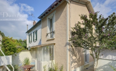 3377 - Vente Maison - 3 pièces - 45 m² - Antony (92) - Rue du Chemin de Fer