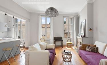 3477 - Vente Appartement - 2 pièces - 54 m² - Bordeaux (33) - Quartier Fondaudège