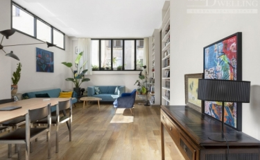 3465 - Vente Appartement - 4 pièces - 100 m² - Paris (75) - Canal Saint Martin - Parc Villemain - Café Prune
