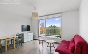 3466 - Vente Appartement - 2 pièces - 43 m² - Ivry-sur-Seine (94) - Métro Pierre et Marie Curie
