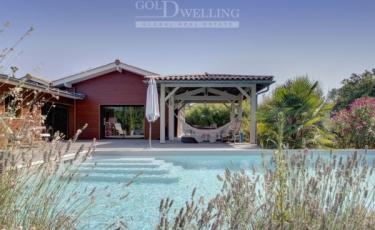 3423 - Vente Maison - 6 pièces - 280 m² - Bouliac (33) - Village