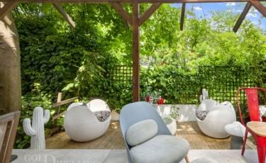 3360 - Vente Maison - 5 pièces - 101 m² - Paris (75) - Parc Georges Brassens