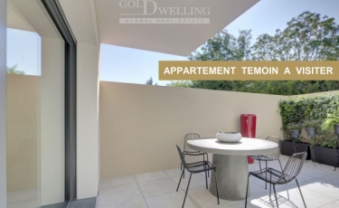3179 - Vente Appartement - 3 pièces - 78 m² - Olivet (45) - Bourg d'Olivet