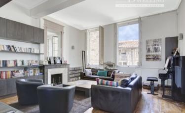 3428 - Vente Appartement - 7 pièces - 210 m² - Bordeaux (33) - Au coeur du Triangle d'Or