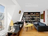 3302 - Vente Appartement - 4 pièces - 87 m² - Paris (75) - Mairie du XIVème