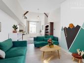 3310 - Vente Appartement - 4 pièces - 83 m² - Bordeaux (33) - Triangle d'Or