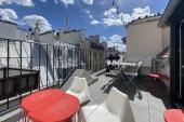 3316 - Location Appartement - 4 pièces - 65 m² - Paris (75) - pont Marie