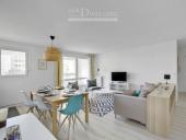 3334 - Location Appartement - 4 pièces - 85 m² - Levallois-Perret (92) - Centre commercial So-Ouest