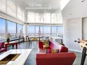 3402 - Location Appartement - 4 pièces - 120 m² - Paris (75) - Vue Tour Eiffel / Seine