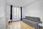 3412 - Location Appartement - 2 pièces - 45 m² - PARIS (75) - Auteuil Molitor