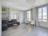 3418 - Location Appartement - 1 pièces - 29 m² - Paris (75) - La Tour / Passy / Trocadéro