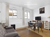 3438 - Location Appartement - 1 pièces - 24 m² - Boulogne-Billancourt (92) - Nouveau-Centre / Métro Jean-Jaurès