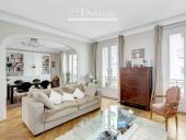 3449 - Location Appartement - 3 pièces - 85 m² - Paris (75) - La muette