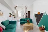 3479 - Vente Appartement - 4 pièces - 83 m² - Bordeaux (33) - Triangle d'Or